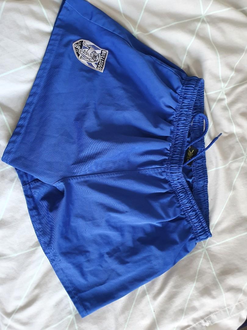 NRL Bulldogs shorts