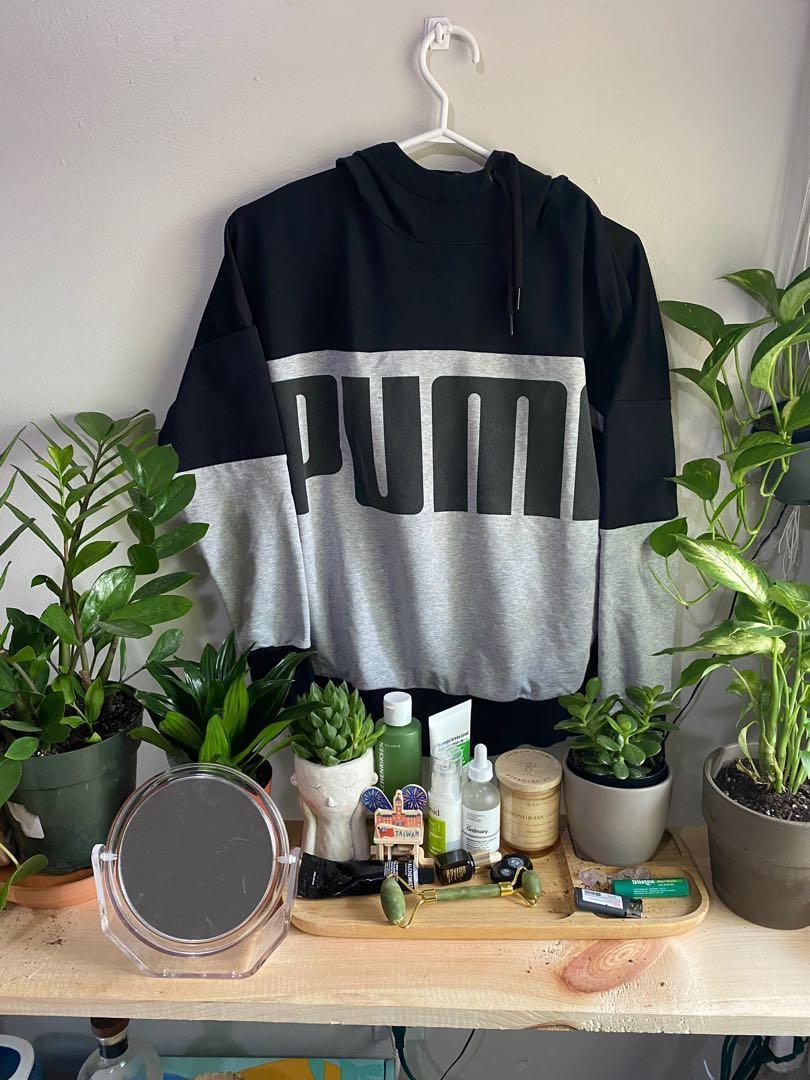 Puma Asymmetric Sweater