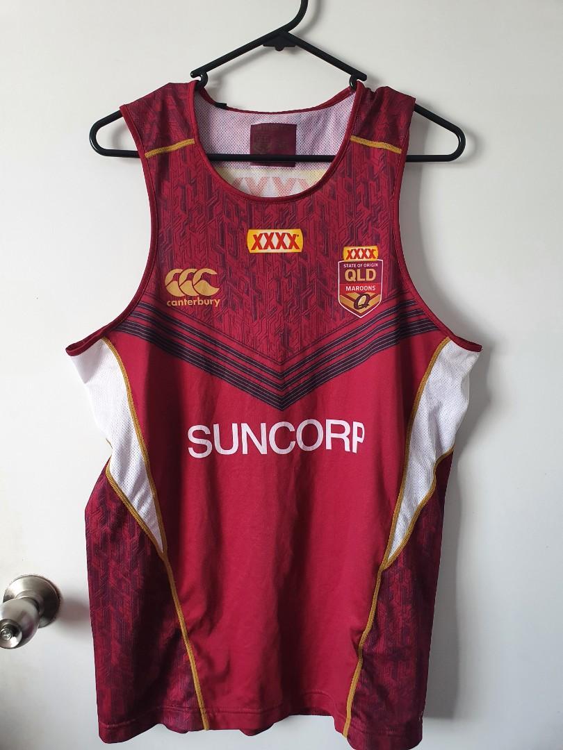 Queensland NRL Singlet