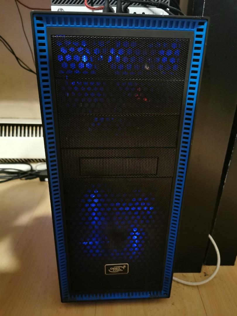 Selling a gaming PC