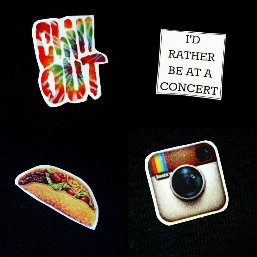 Sticker tumblr pack 2