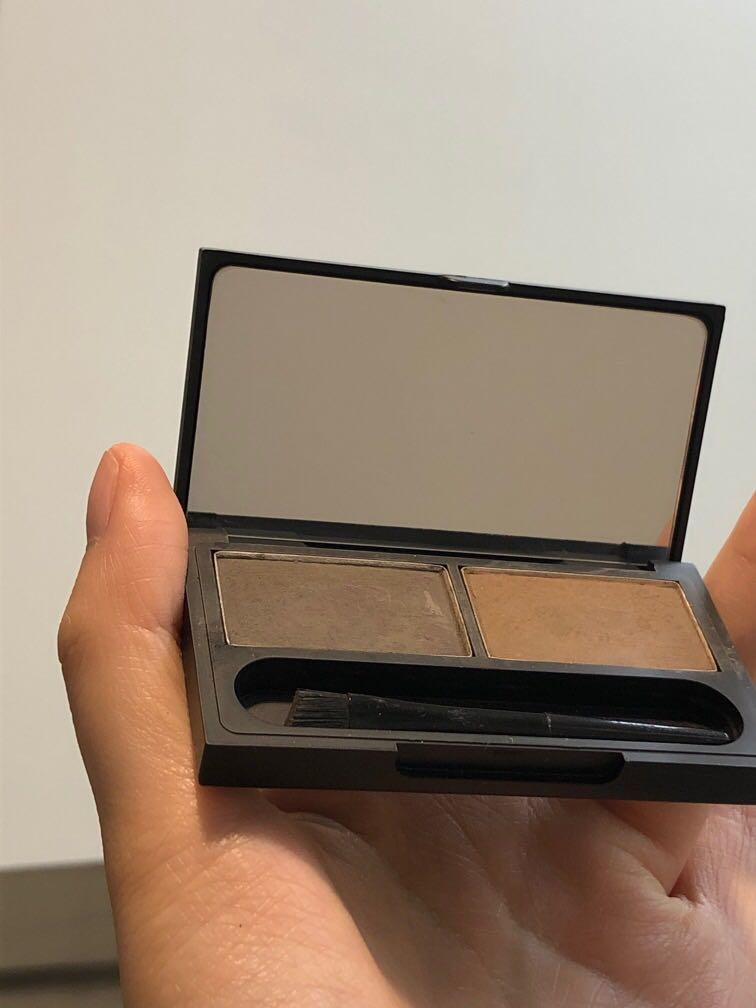 tenseconds brow palette