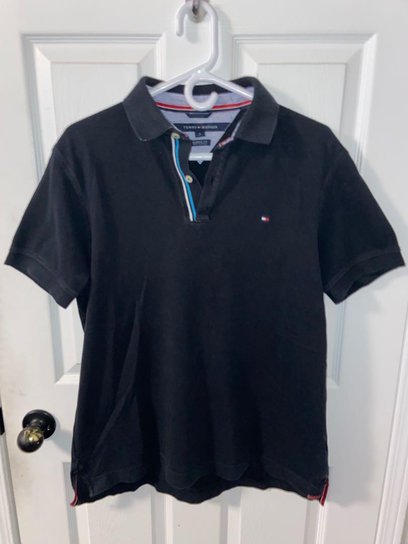 Tommy Hilfiger Polo T-Shirt Medium