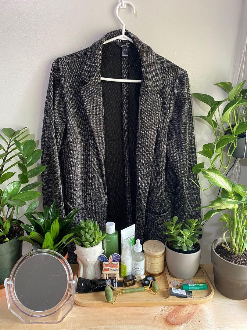 Twill Cardigan/Coat