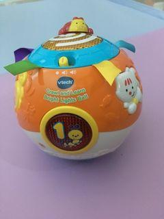 Vtech Crawl & Learn Bright Ball Fisher Price