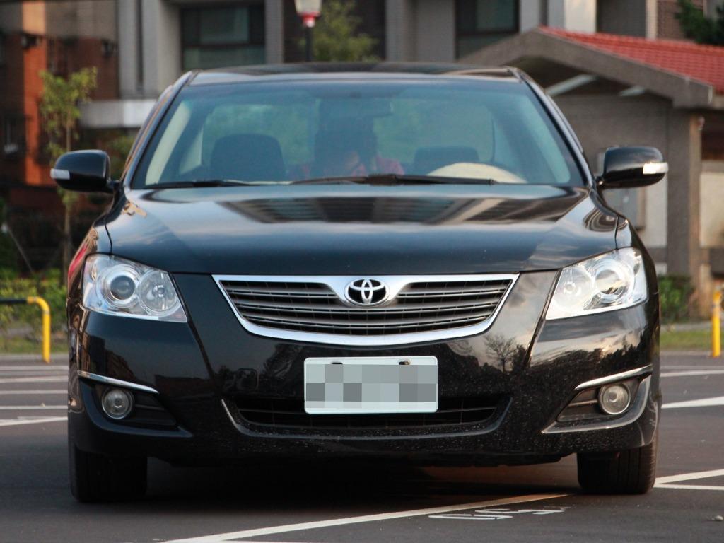 2007 Toyota camry 2.0L