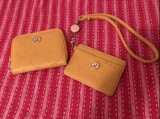 日本🇯🇵史努比零錢包👛卡夾,附贈品