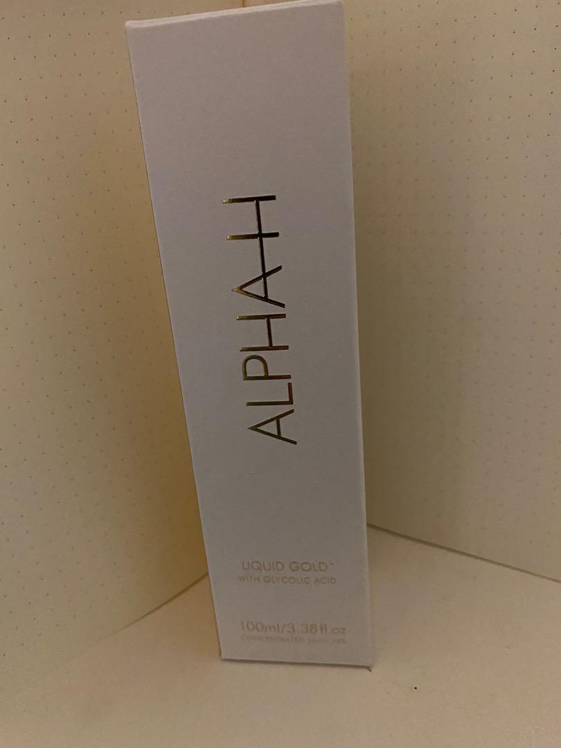 alpha h aha liquid gold