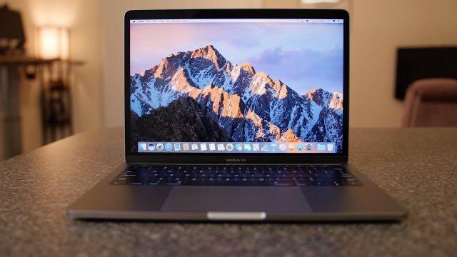 APPLE 灰 MacBook Pro 13 2.9G 512G高容量 TB 電池僅45次 保護貼 刷卡分期零利率