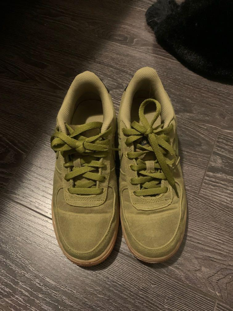 Army Green Air Force 1