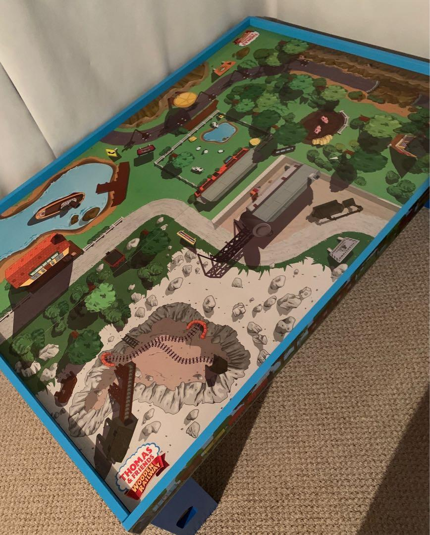 Authentic Thomas the Train Table