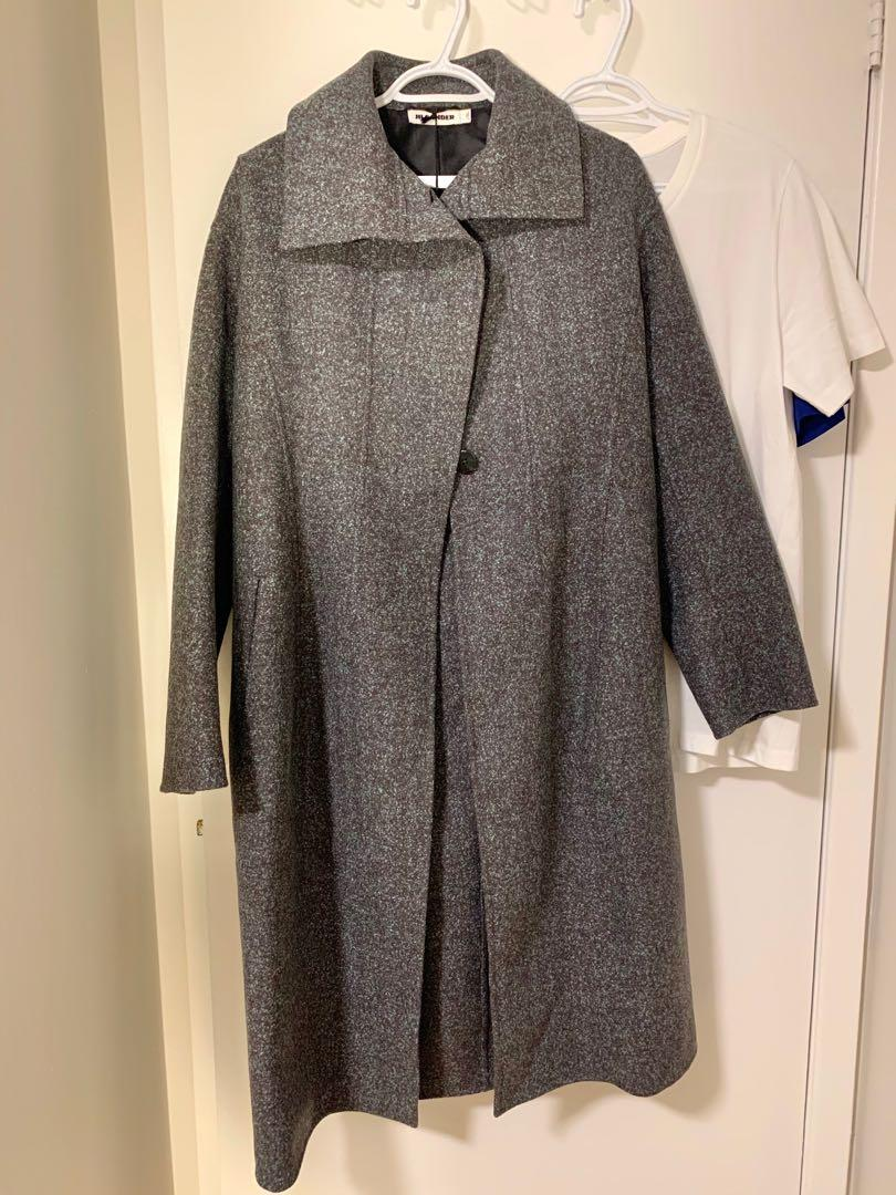 Brand New Jil Sander Wool Coat