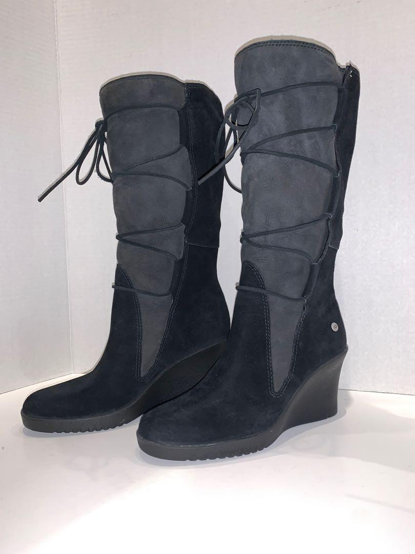 Brand new UGG Elsey Wedge Boots
