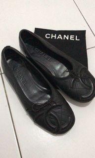 Chanel cambon flatshoes