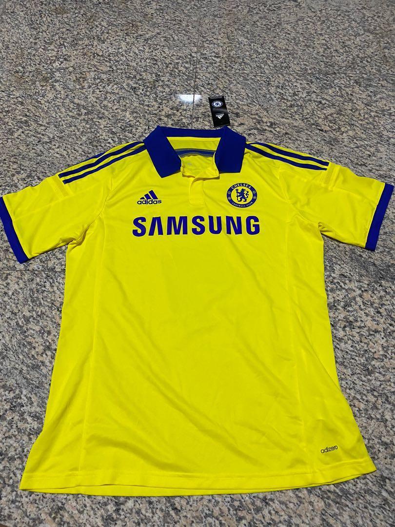 Cesc Fabregas Chelsea Away Jersey