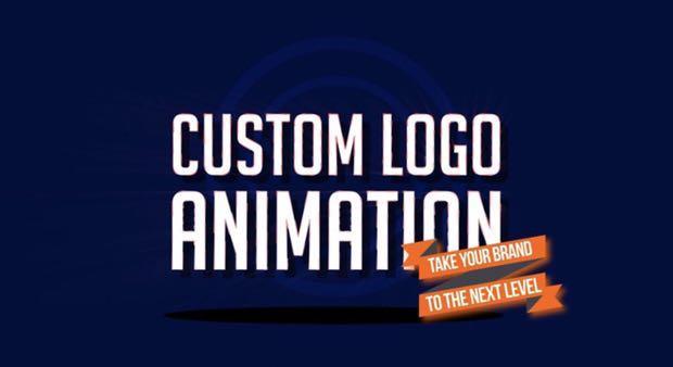 Custom Logo Animations!