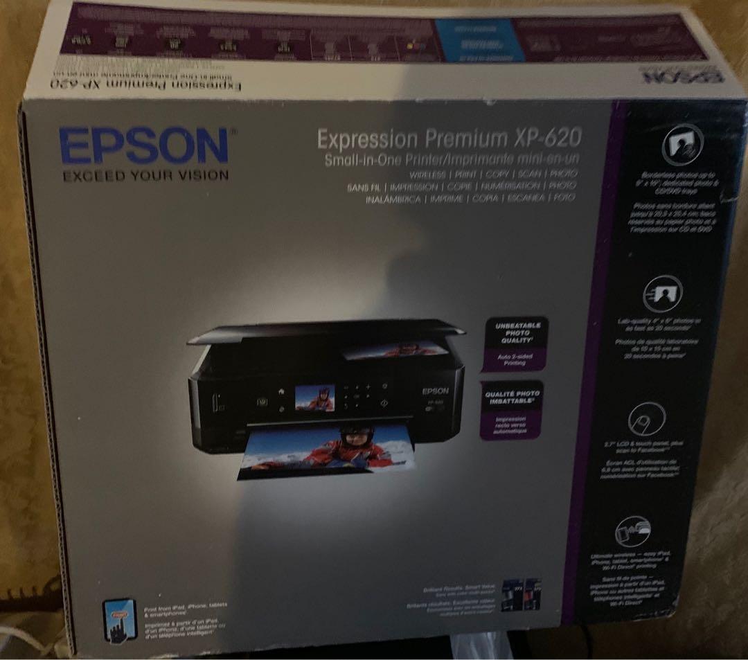 Epson colour printer, copier and printer