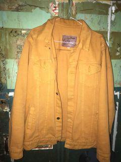 Jacket jeans brown