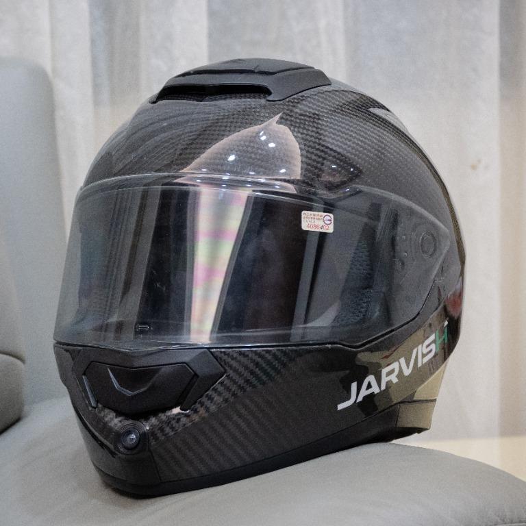 JARVISH X 智慧型安全帽
