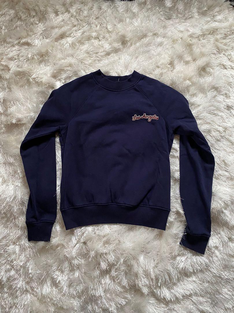 LA sweater