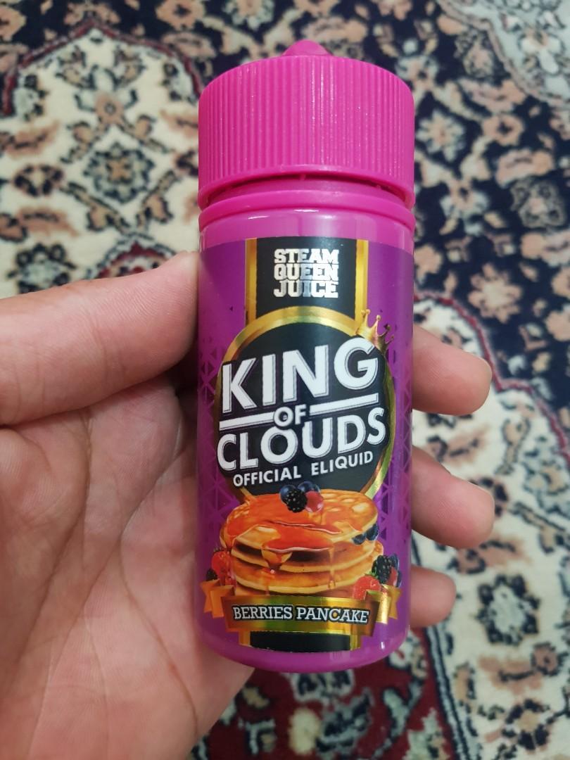 Liquid Vape King of Clouds