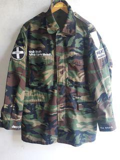 M-65 the Who Inspired Army Parka