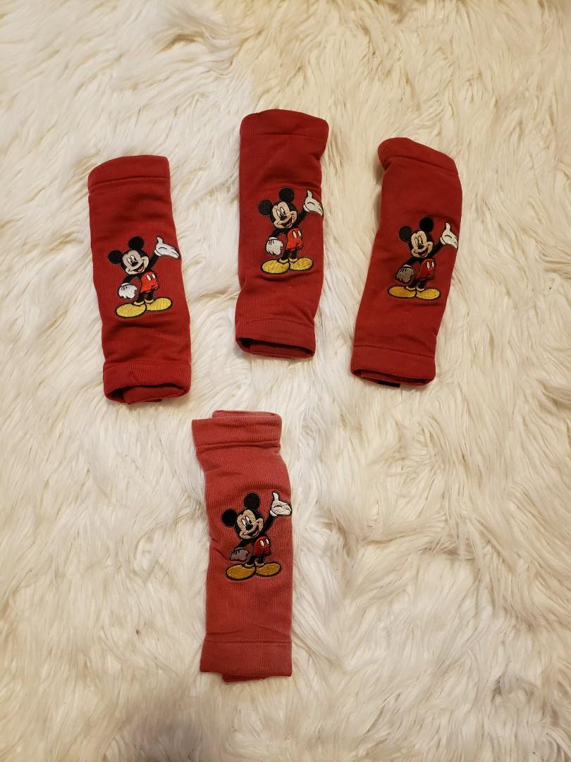 MICKEY MOUSE shoulder protector straps
