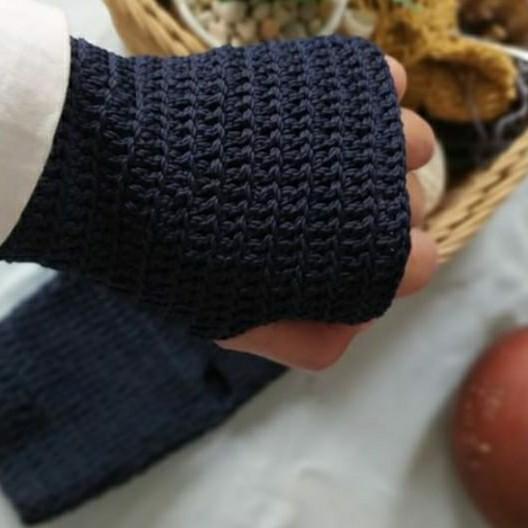 mitten crochet