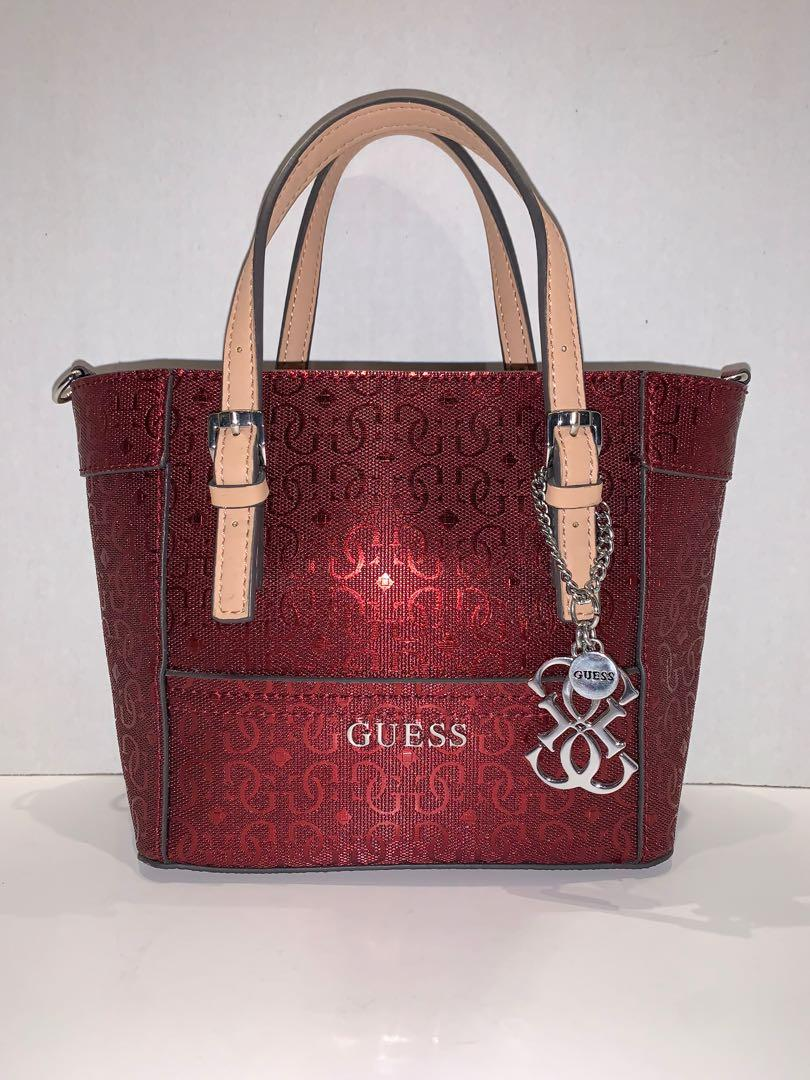New Guess Mini 2 Way Bag