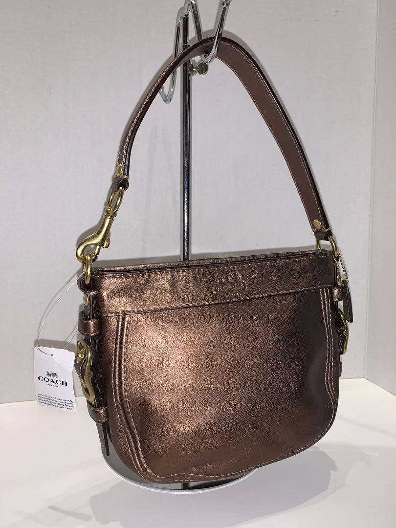 NWT Coach Mini Bag