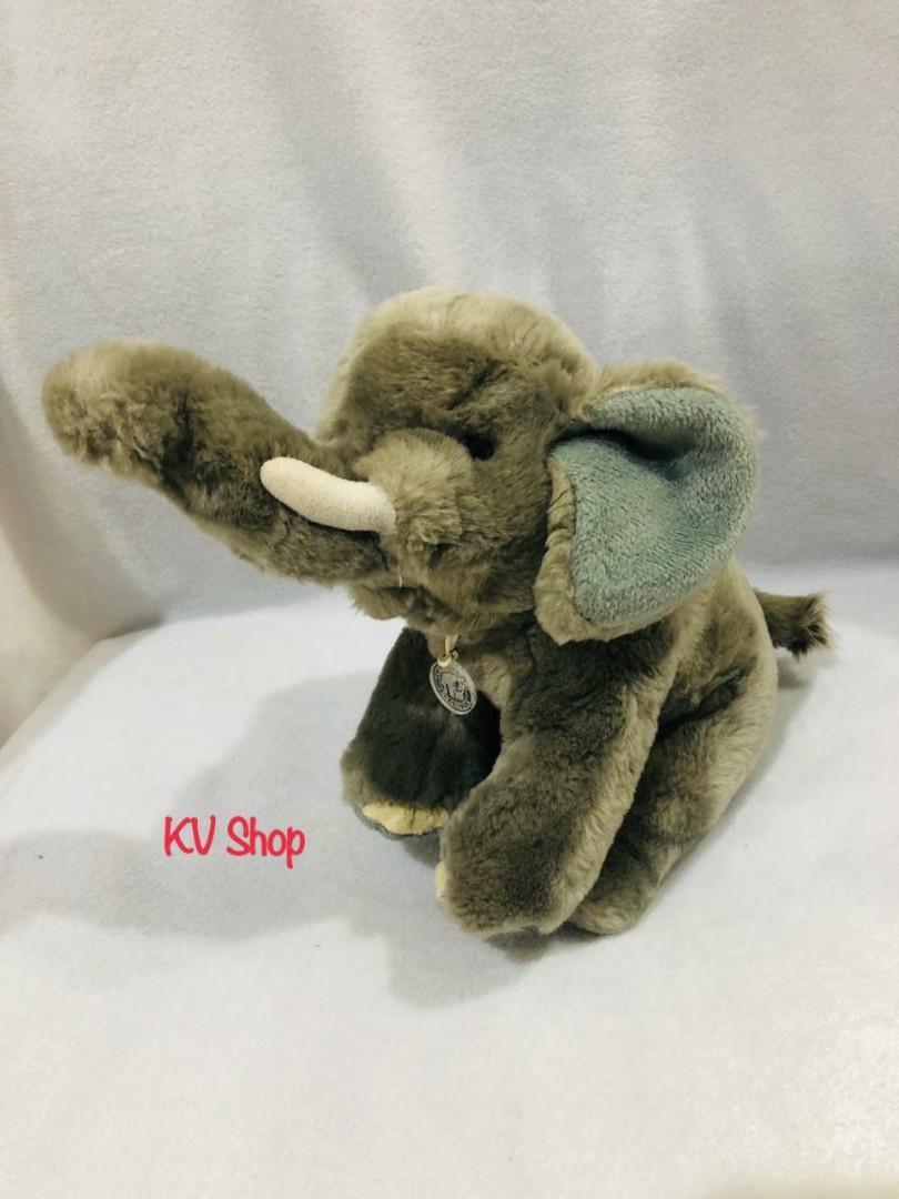 Preloved Boneka Gajah Taman Safari S
