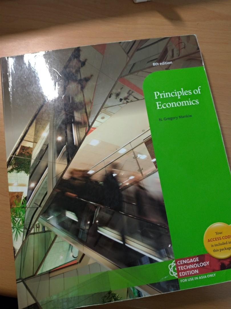 Principles of Economics 8th