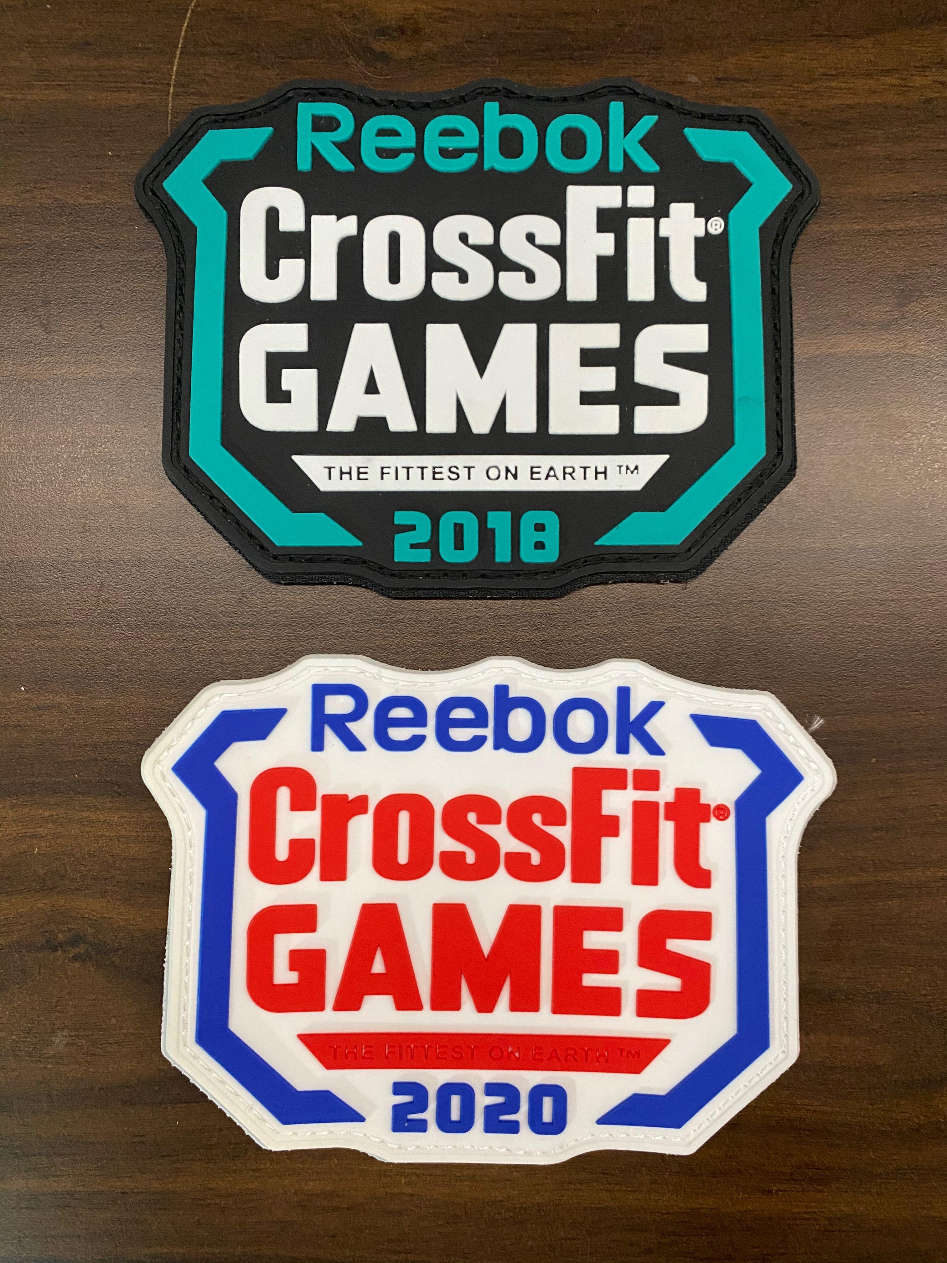 Cross fit crossfit morale Patch USA morale patch REEBOK