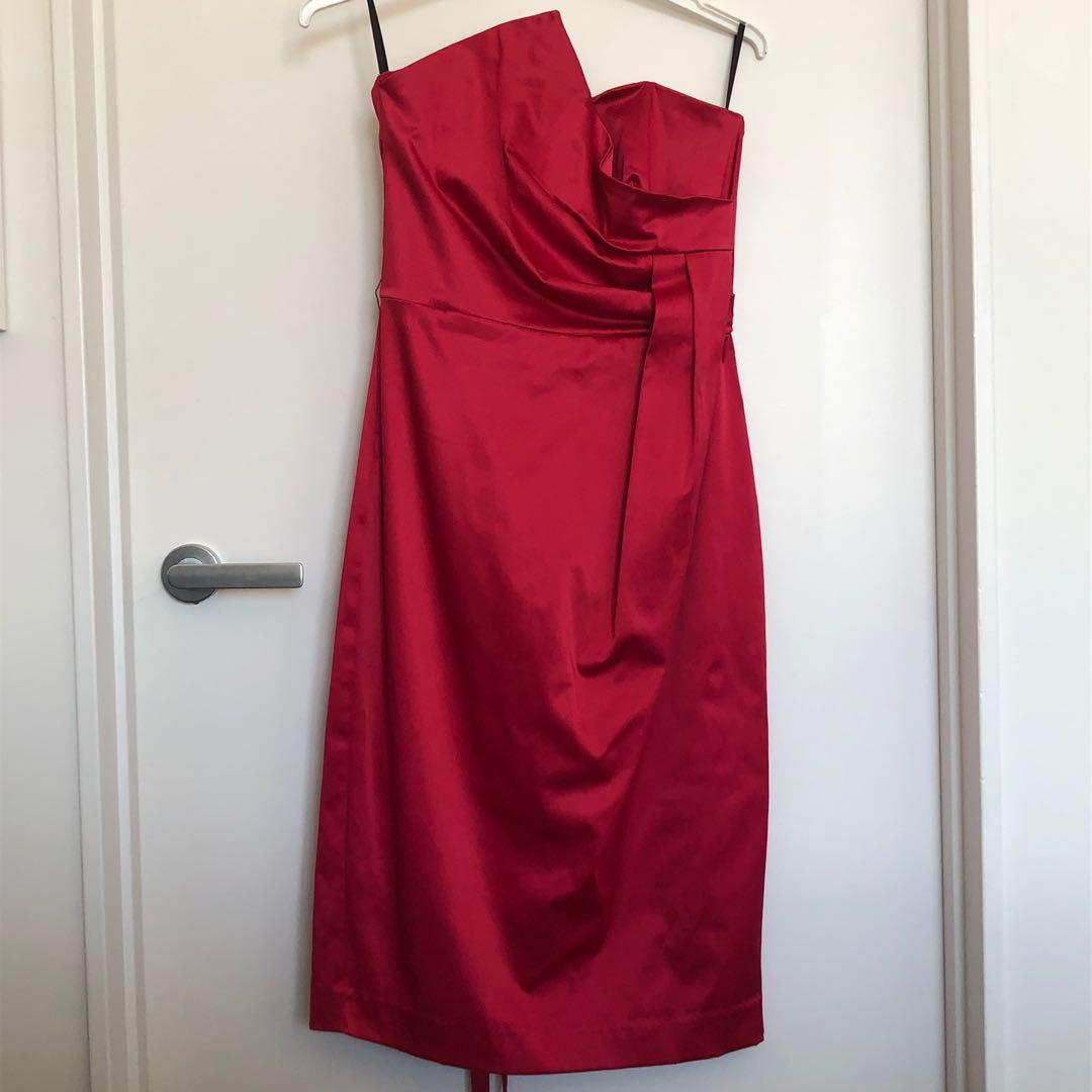Red/Pink dress from Max