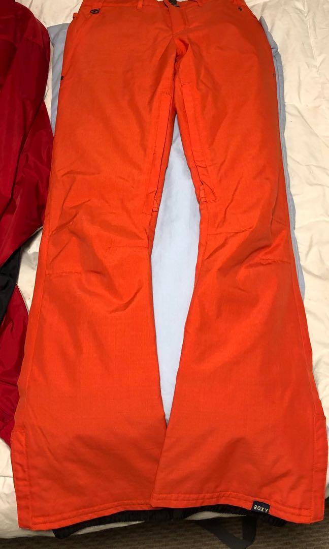 Roxy ski/snowboard pants