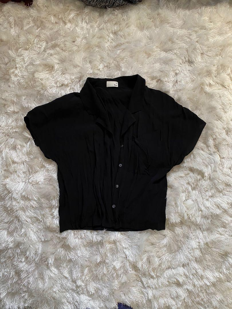 Wilfred button up blouse