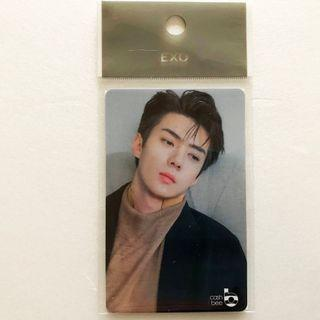 WTB Sehun Exo Universe Cashbee/Photocard