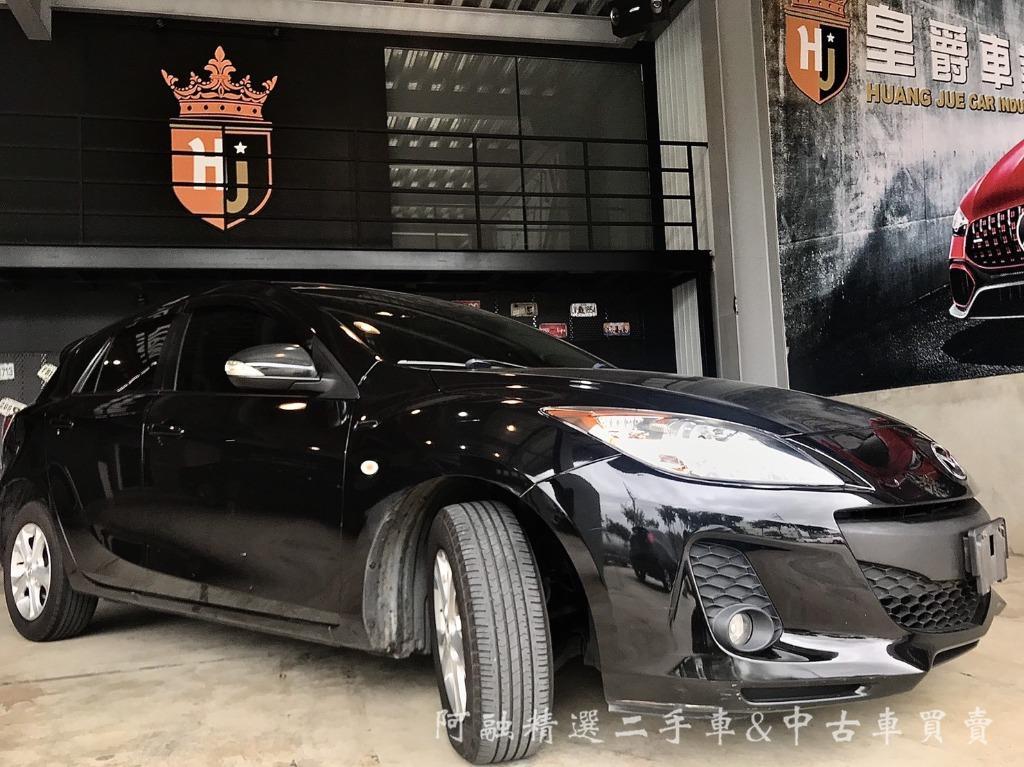 2014 Mazda 微笑馬三 1.6L