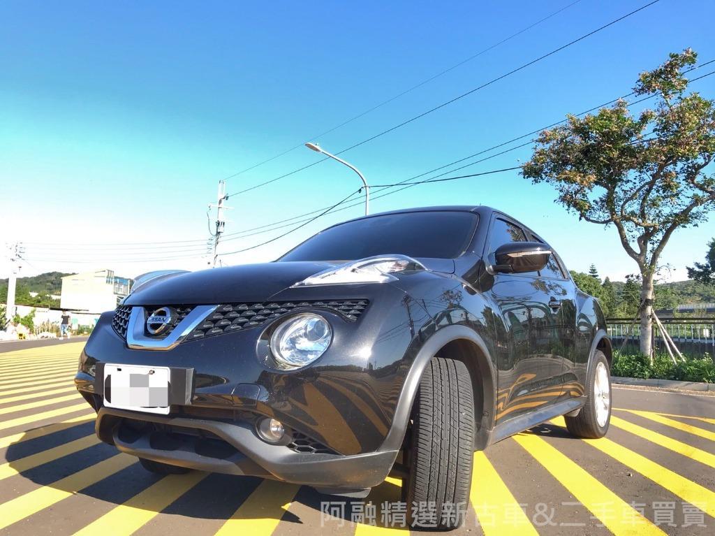 2015 Nissan Juke 1.6L