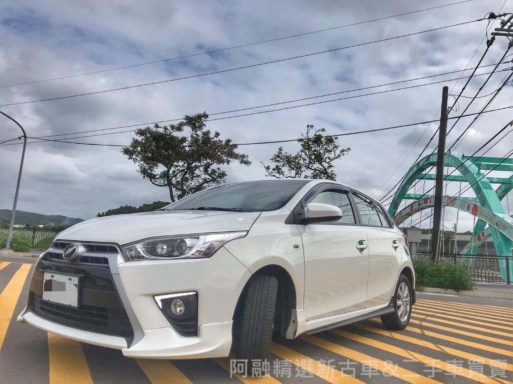 2015 Toyota 大鴨 1.5L