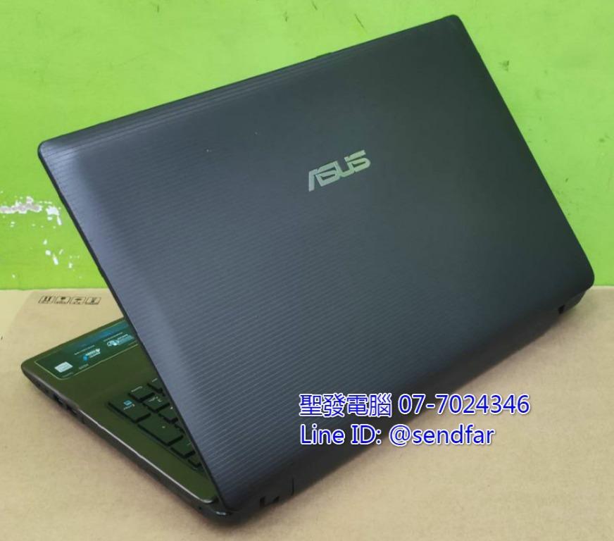 獨顯大螢幕 ASUS K53S i5-2410M 8G 500G DVD 15吋 聖發二手筆電