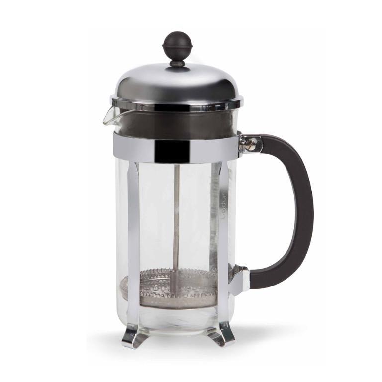 星巴克 x 8杯不鏽鋼濾壓壺