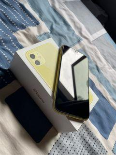 CHEAP ALMOST NEW IPHONE 11 64GB YELLOW