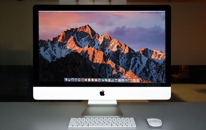 APPLE iMac 27 5K 3.8G PRO 580-8G 1128G SSD 32G 最美桌電 刷卡分期零利率
