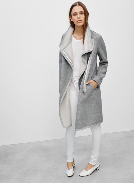 Aritzia Cormac Coat - XXS