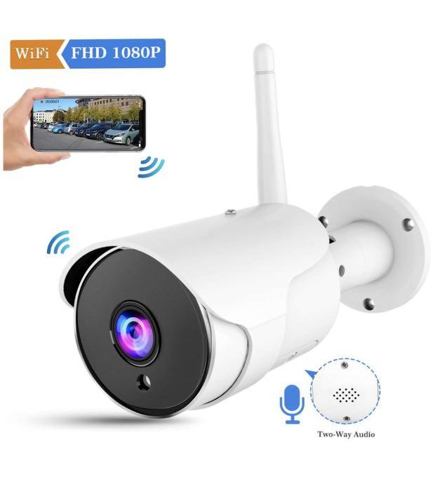 Brand new  Outdoor Security Camera Wireless Wif