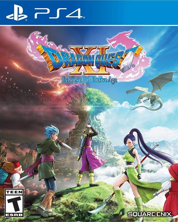 Dragon Quest XI for PS4