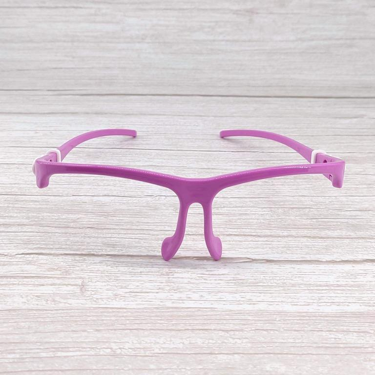 Face Shield with Anti Fog film and Adjustable temples