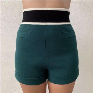 H & M Mid-Rise Shorts