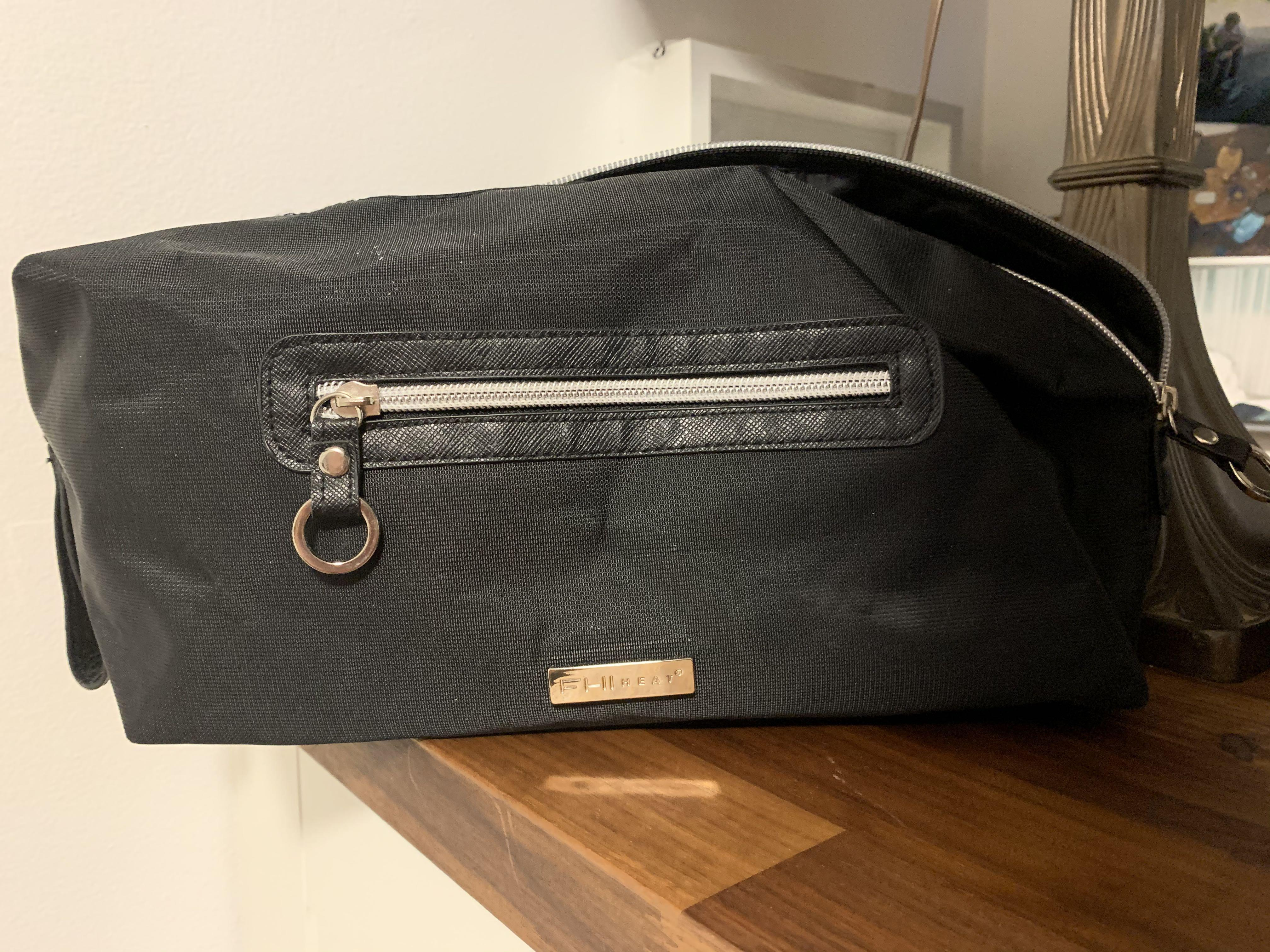 Hair products bag